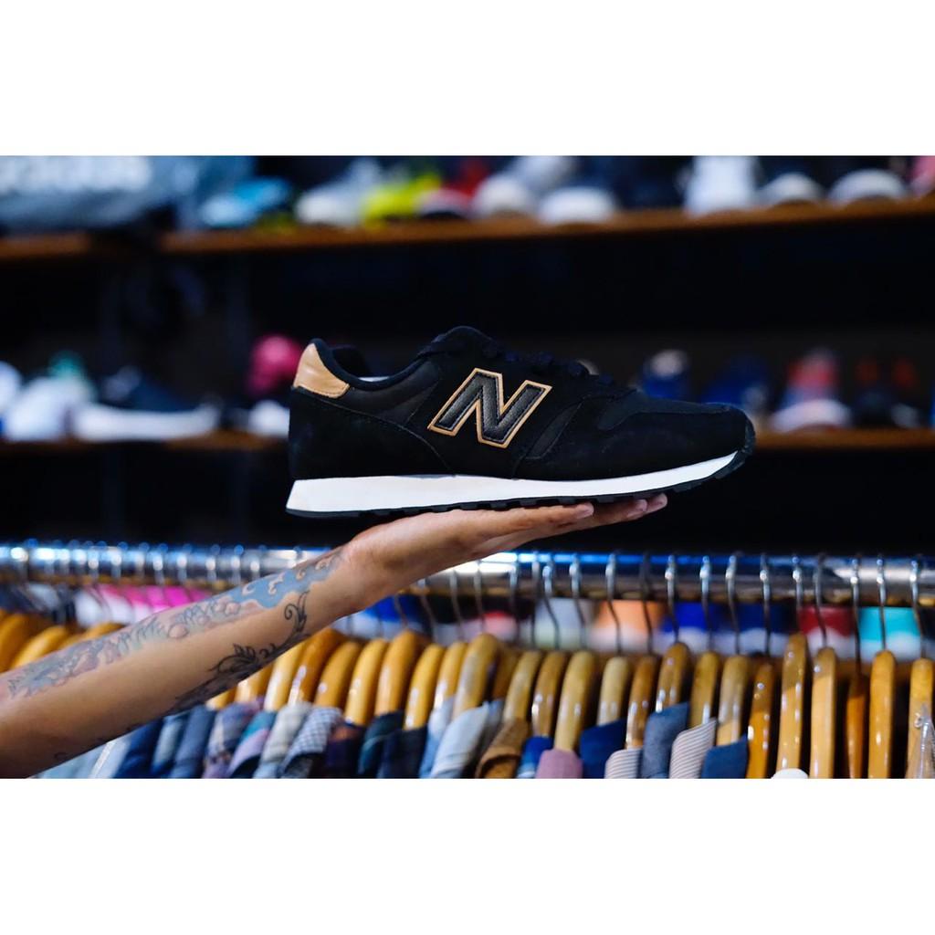 New Balance 373 Black/Brown/Brown ML373MMT