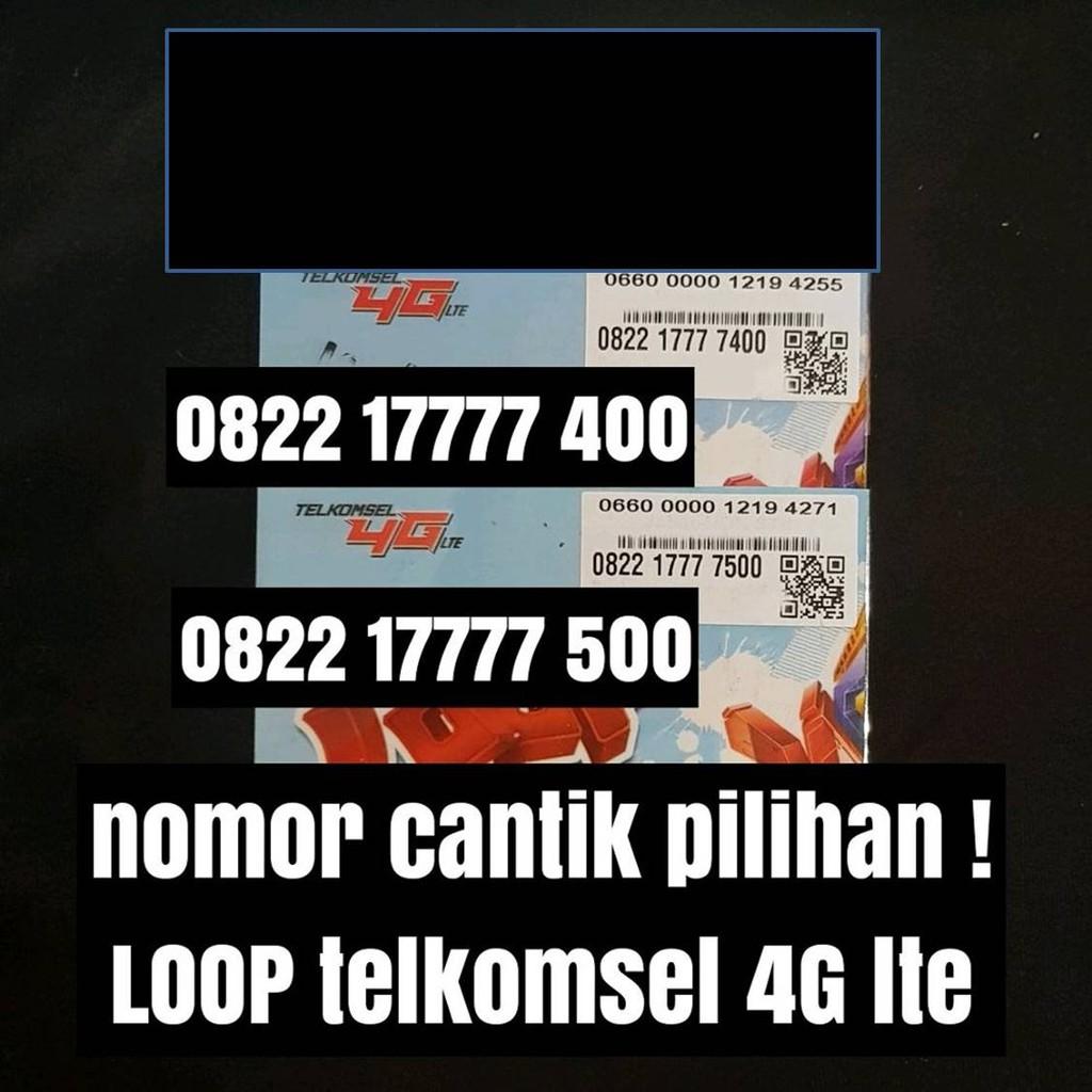 nomer cantik rapih simpati telkomsel 4G kartu perdana nomor pilihan | Shopee Indonesia