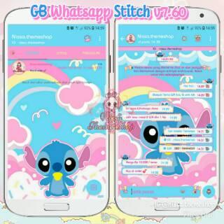 Tema Whatsapp Tema Wa Stitch Shopee Indonesia