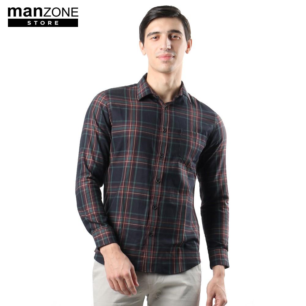 Toko Online Manzone Official Shop Shopee Indonesia Statement Celana Panjang Navy 30