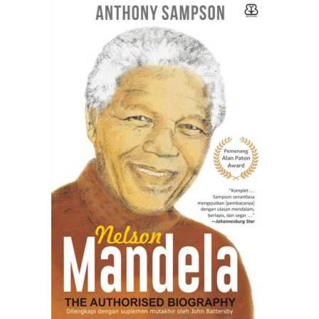 Buku Biografi Nelson Mandela The Authorized Biography Shopee Indonesia