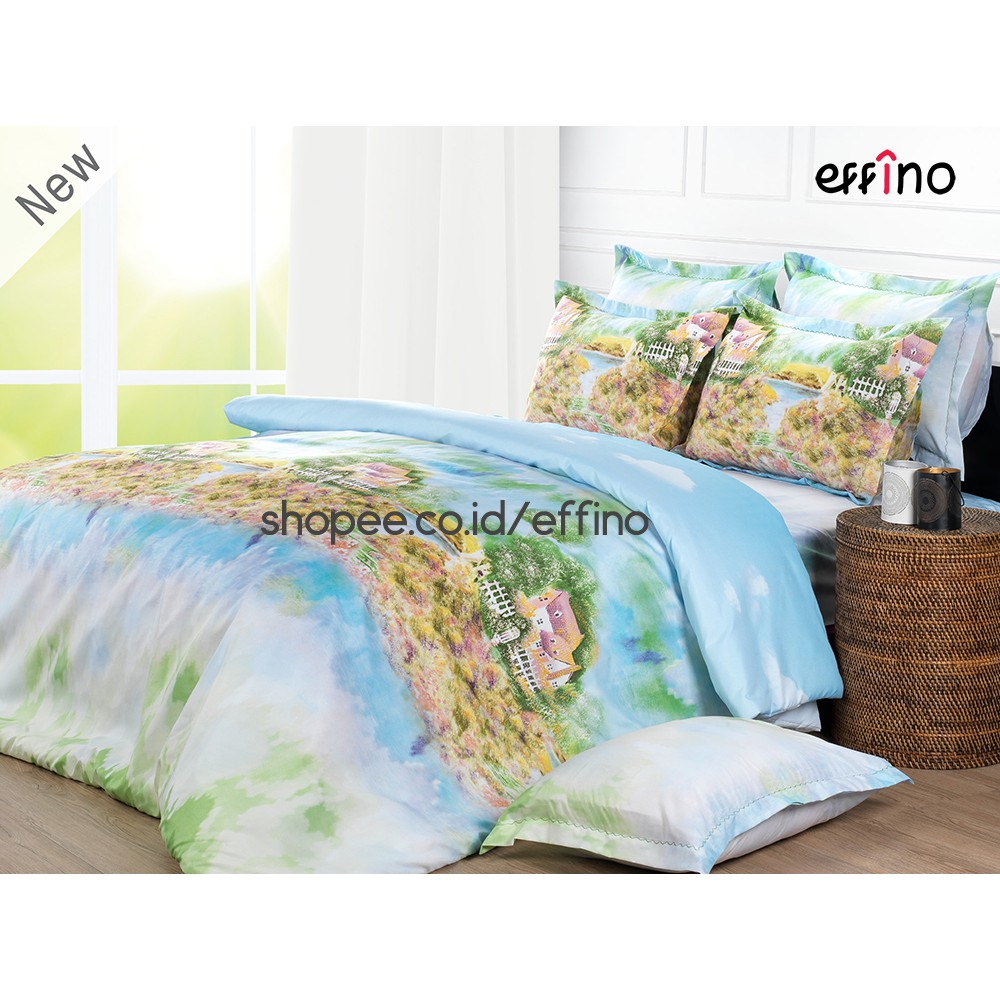 Toko Online Effino Homeshop Shopee Indonesia Royals Sprei Disperse Sunny Uk 160 T20