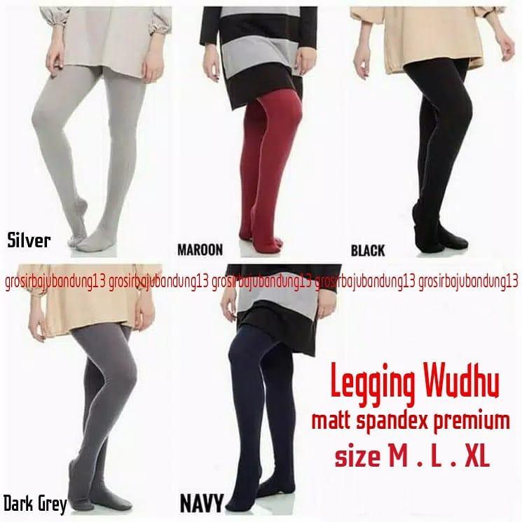 Jeovanna Termurah Lejing Wudhu Legging Wudhu Leging Muslimah Promo Shopee Indonesia