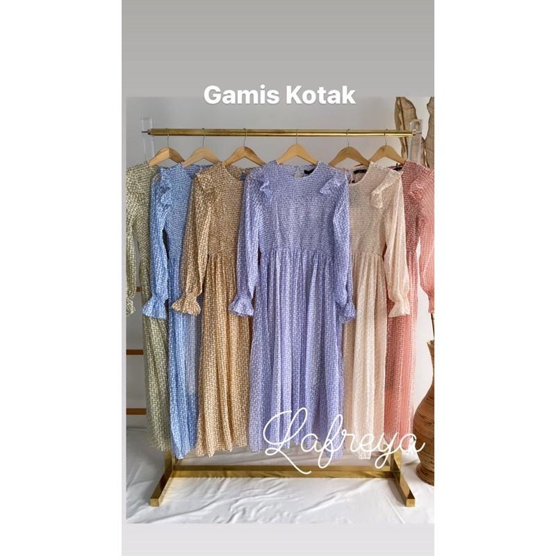 Dress import merk LFY