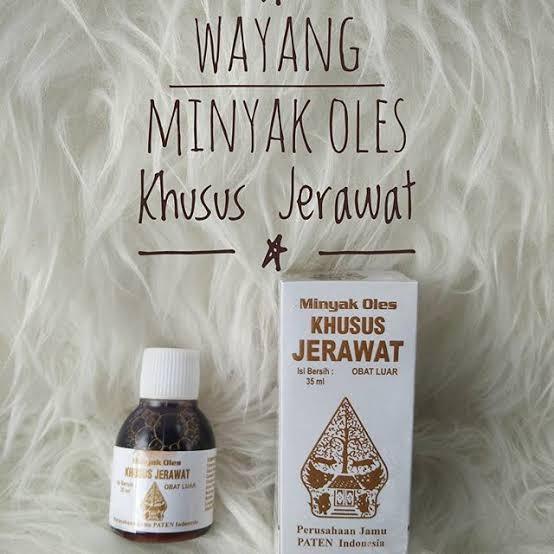 Obat Jerawat Wayang Original BPOM / Minyak Oles khusus ...