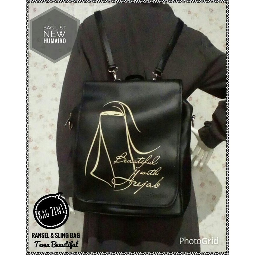NEW BAG LIST HUMAIRO 2IN1 472843d3a0