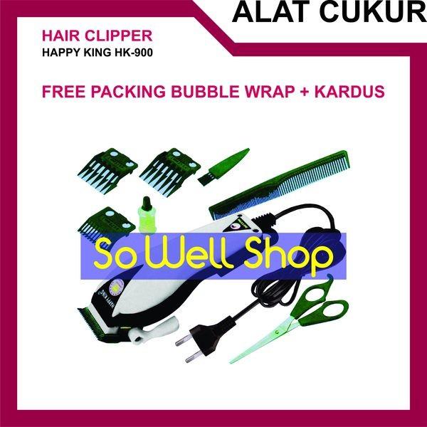 Mesin Alat Cukur Pangkas Potong Rambut Happy King Hair Clipper ... af05335a40