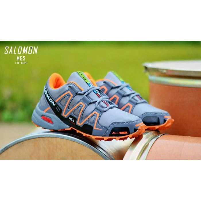SEPATU ARMY TRACKING ADIDAS SALOMON IMPORT VIETNAM  9730386c84
