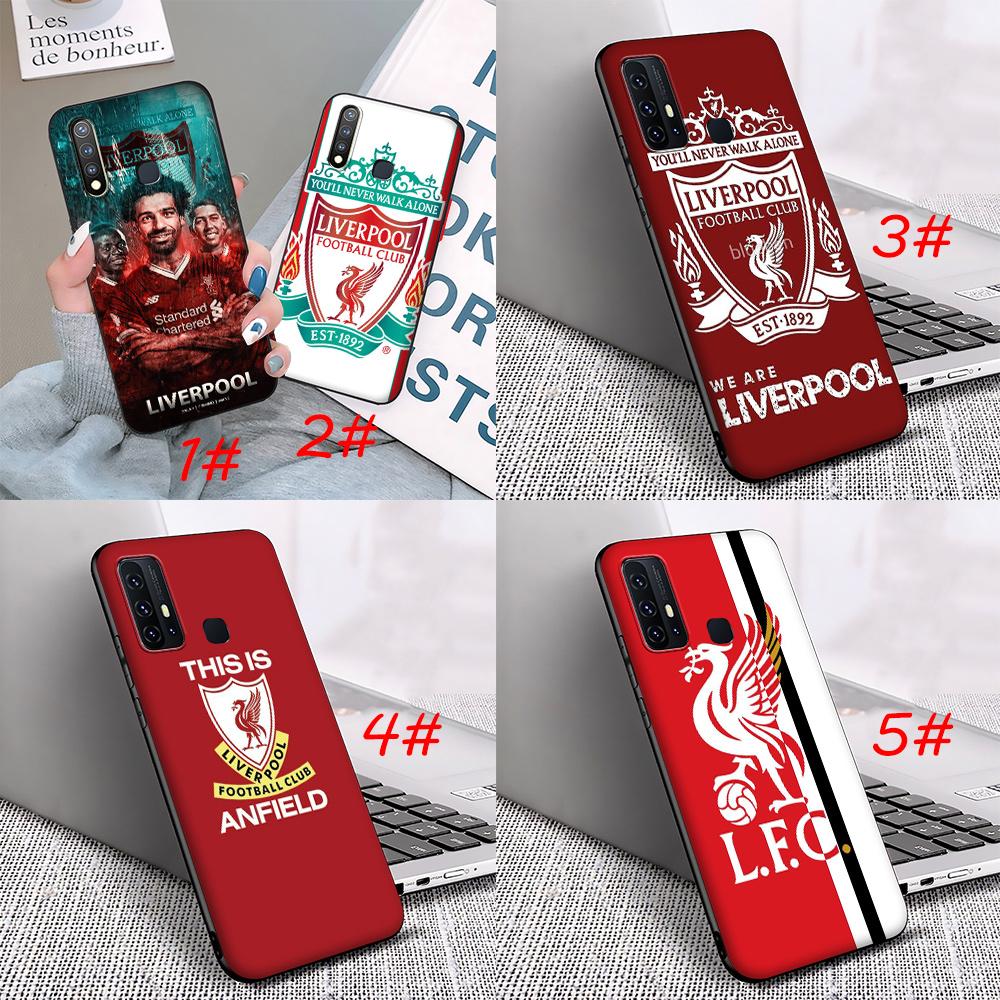 R64 Soft Case Motif Liverpool Untuk Vivo Y11 Y12 Y15 Y17 Y5s U3 Y55 Y69 Y71 Y81 Y81s Y91 Y91c Y93 Y95