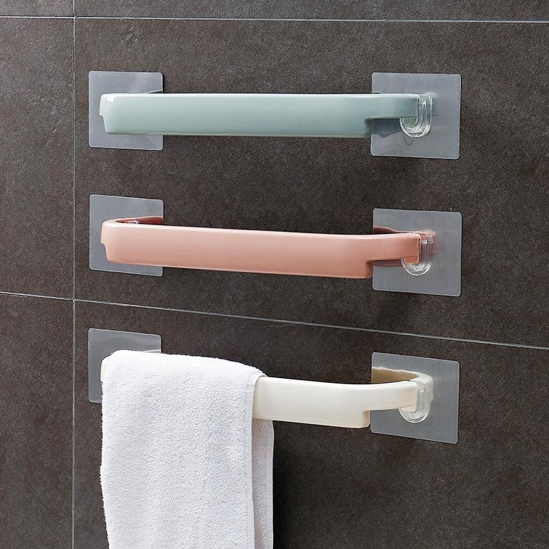 Bathroom Towel Rack Multifunctional Pp