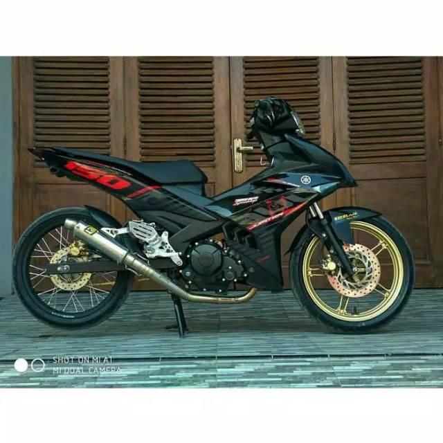 Knalpot Mx King Rob1 Tga Knalpot Rob1 Mp1 Tga Ss Mx King Shopee Indonesia