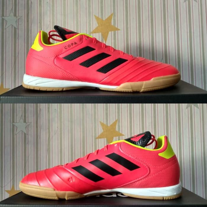 2c361226b Sepatu Futsal Adidas Copa Tango 18.3 Core Black White Cp9017 Original Promo