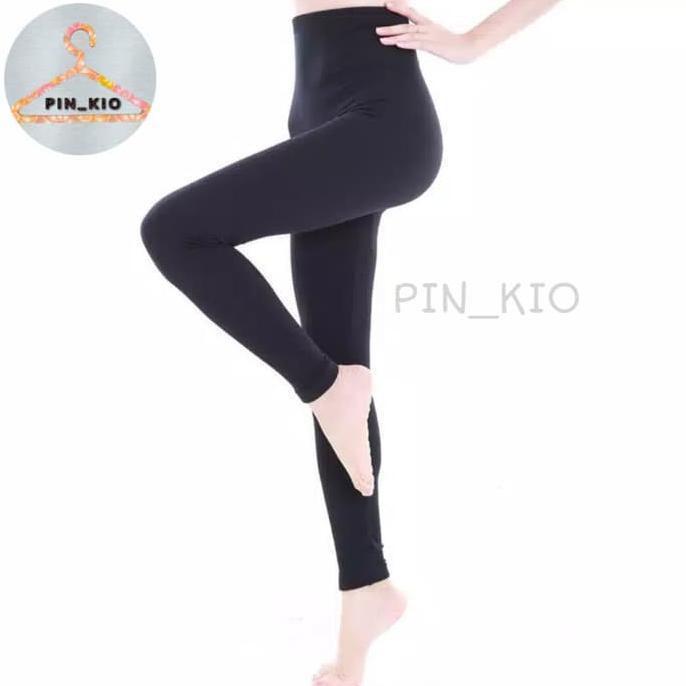 Big Sale Celana Legging Polos Tebal Basic Leging Import Celana Wanita Hitam Terbaru Shopee Indonesia