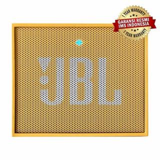 SPESIAL JBL GO Portable Bluetooth Speaker Hitam Original Garansi Resmi 1 tahun IMS MANTAP | Shopee Indonesia