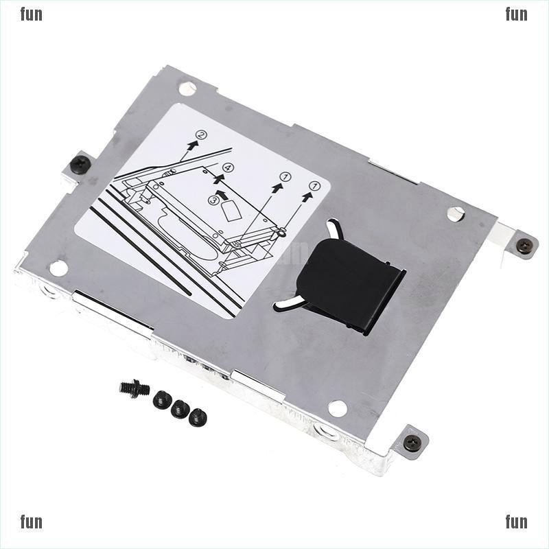 2nd HDD SSD Hard Drive Caddy For HP Elitebook 8460p 8470p 8560p 8570p 8760p