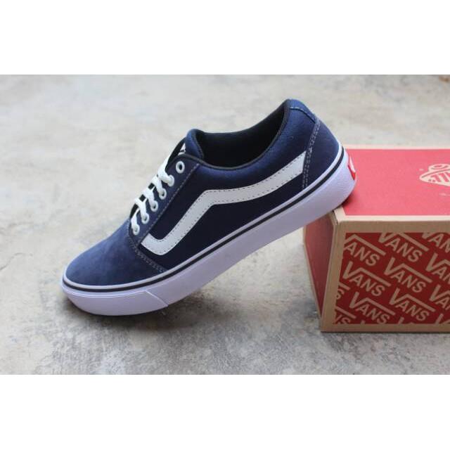Lowcut low cut black sneaker sneakers hitam murah termurah keren kanvas polos  vans premium original  a20f064698