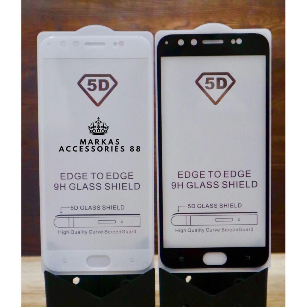 Xiaomi Pocophone F1 Tempered Glass 5d Glue Full Lem Shopee Indonesia Poco Phone Anti Gores Kaca