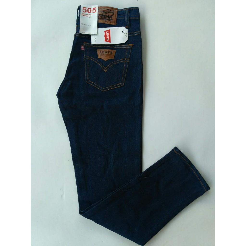 Celana Panjang Pria Jeans .