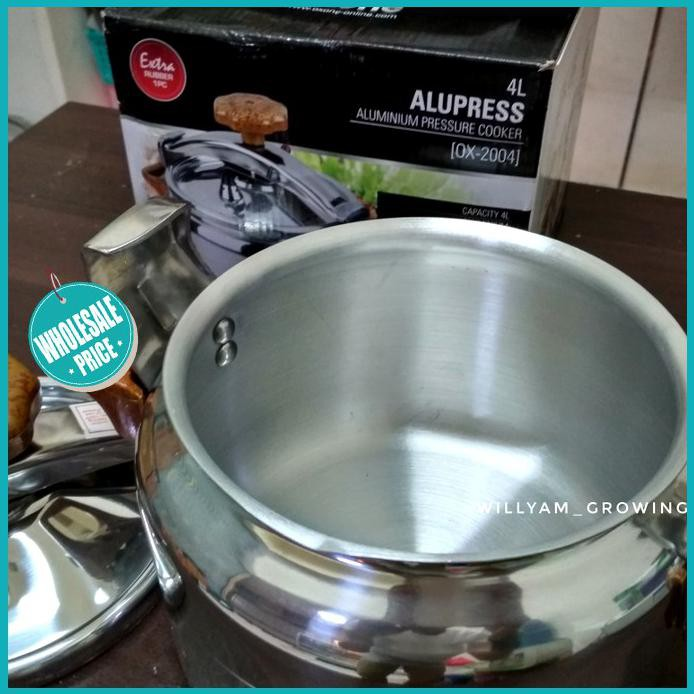 perlengkapan dapur lengkap minimalis modern / Oxone Pressure Cooker Alupress 4 Liter OX-2004 | Shopee Indonesia