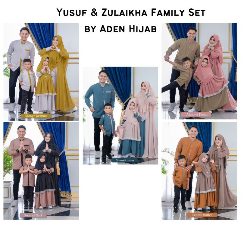 (Pelunasan) Yusuf dan Zulaikha by Aden Hijab (Part 2)