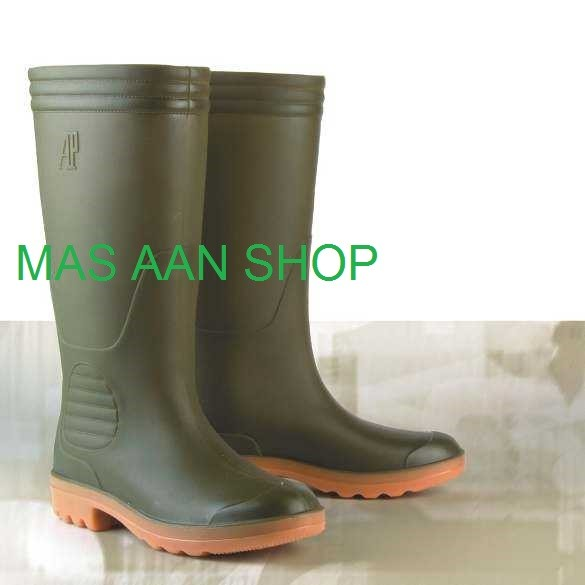 Sepatu Boot Ap 9506 By Ap Boots Shopee Indonesia