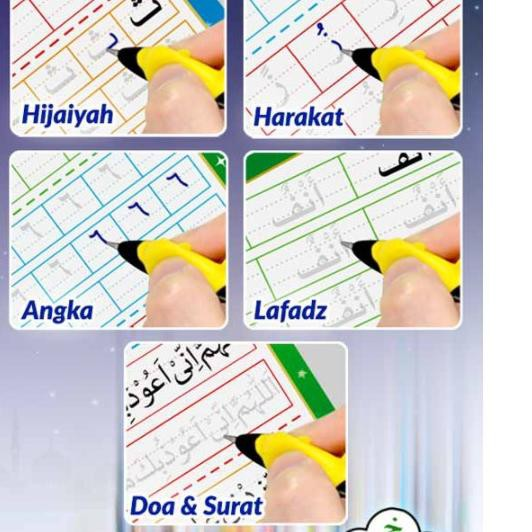 >Banyak Dicari Arabic Magic Book ...!