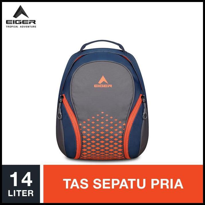 Promo Eiger Savior Shoes Backpack 14l Blue Tas Sepatu Pria Terlaris Shopee Indonesia