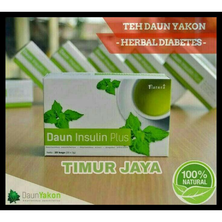 Dijual Daun Teh Rebusan Daun Insulin Yakon Penggempur Diabetes Melitus Jamin Murah | Shopee Indonesia