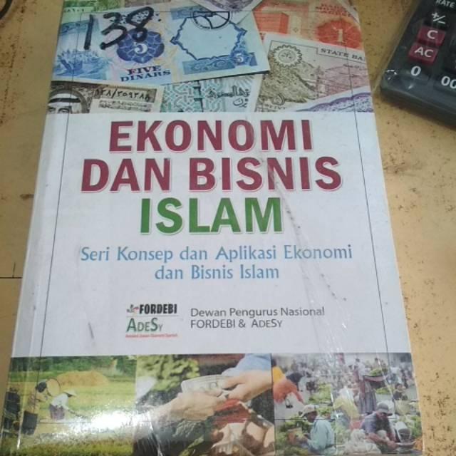 Buku Ekonomi dan Bisnis Islam( Seri Konsep dan Aplikasi ...