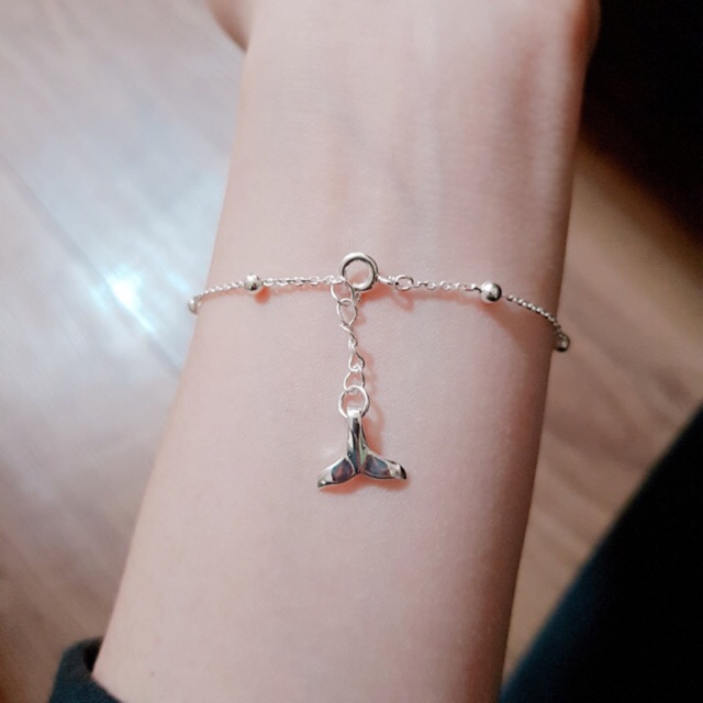 Lucky Whale Tail Bracelet Necklace