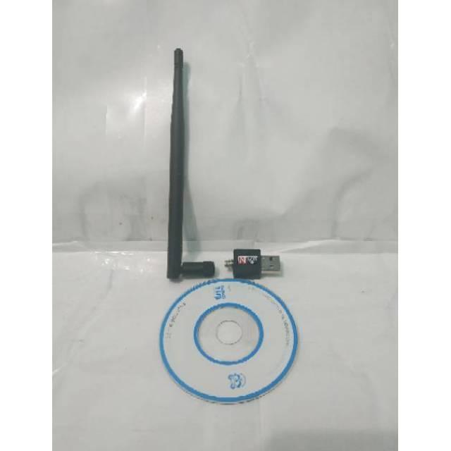 Usb Dongle Wifi 300Mbps Antena Wireless Adapter antena copot