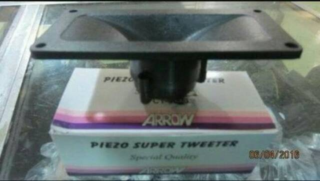 TWEETER WALET PIEZO SUPER TWEETER PCT-9000