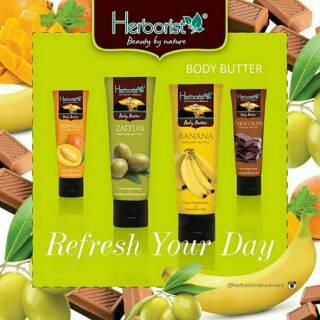 Herborist Body Butter 80g