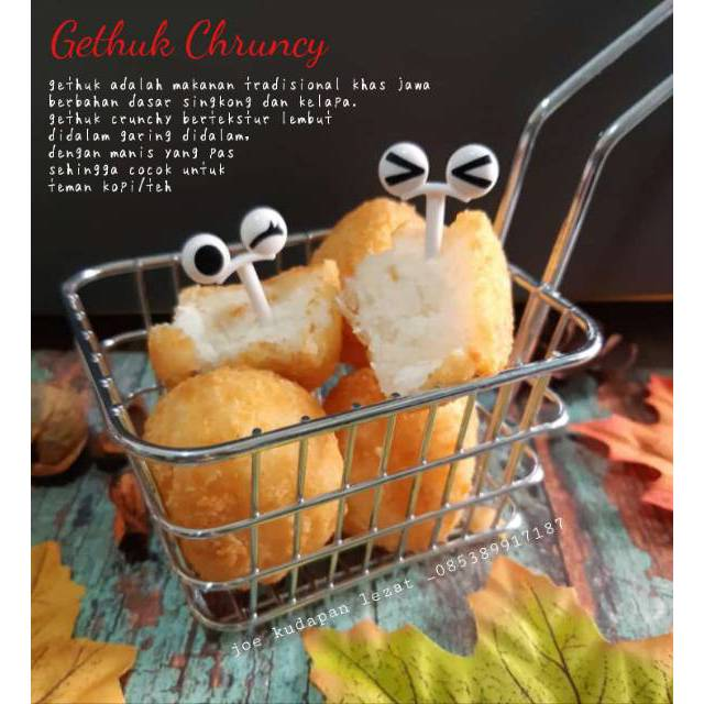 Gethuk Take Gethuk Goreng Chruncy Getuk Tawangmangu Shopee Indonesia
