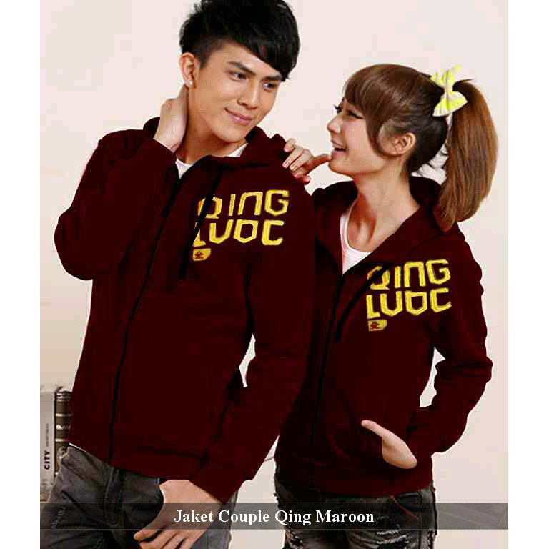 sweater couple kekinian-jual jaket couple keren bagus-busana couple-Sweater Couple Comb MeYou | Shopee Indonesia
