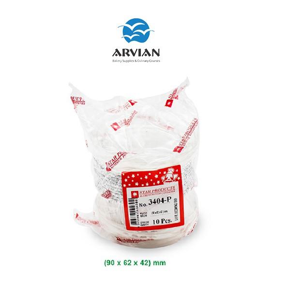 Alumunium Foil Bulat 3404-P