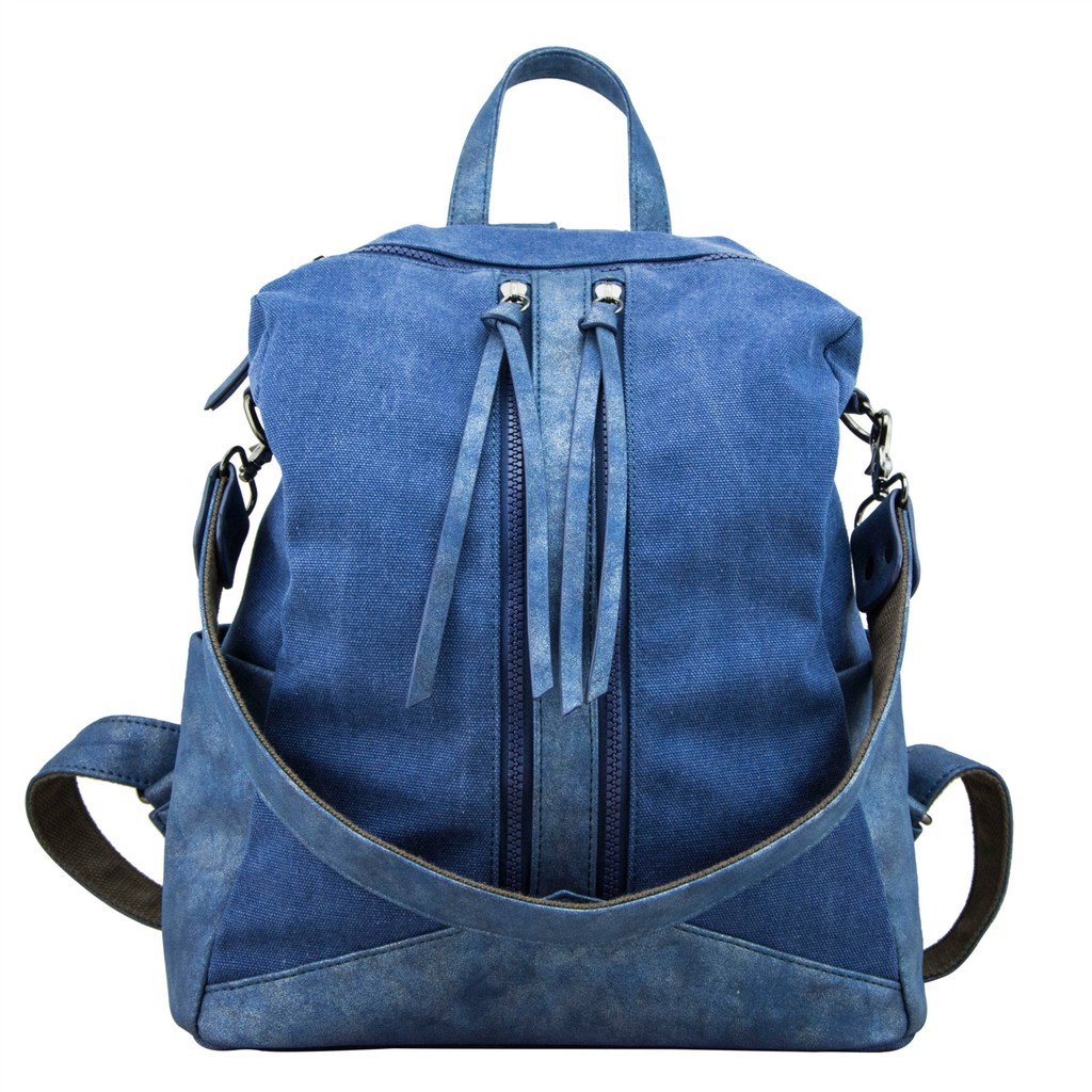 Korean High capacity canvas backpack sports backpack students bag travel backpack | Shopee Indonesia