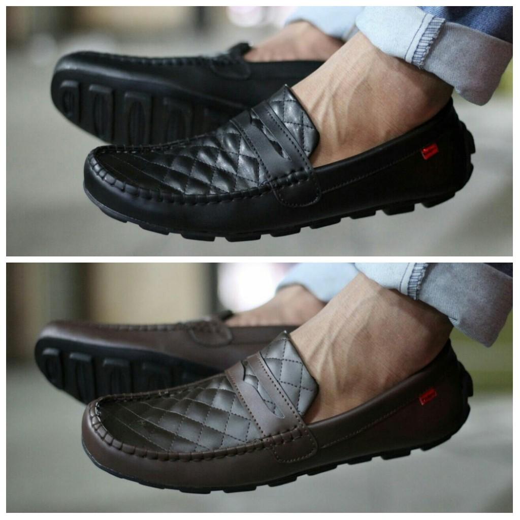 Adinova Sepatu Formal dan Santai Pria Gaya A03  4324a3c9ab
