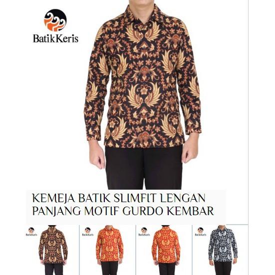 Blouse Batik Keris  b903b485de