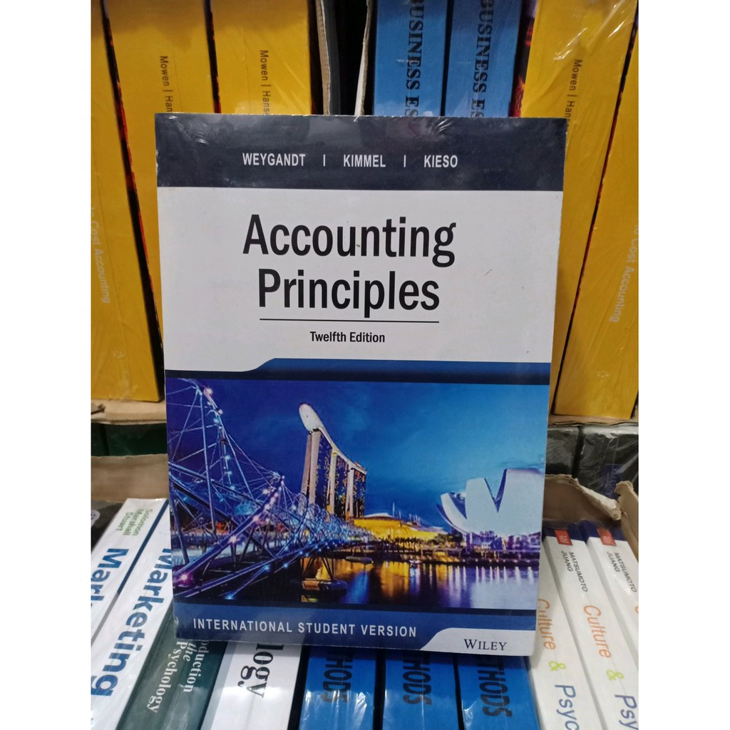 Kunci Jawaban Accounting Principles Twelfth Edition
