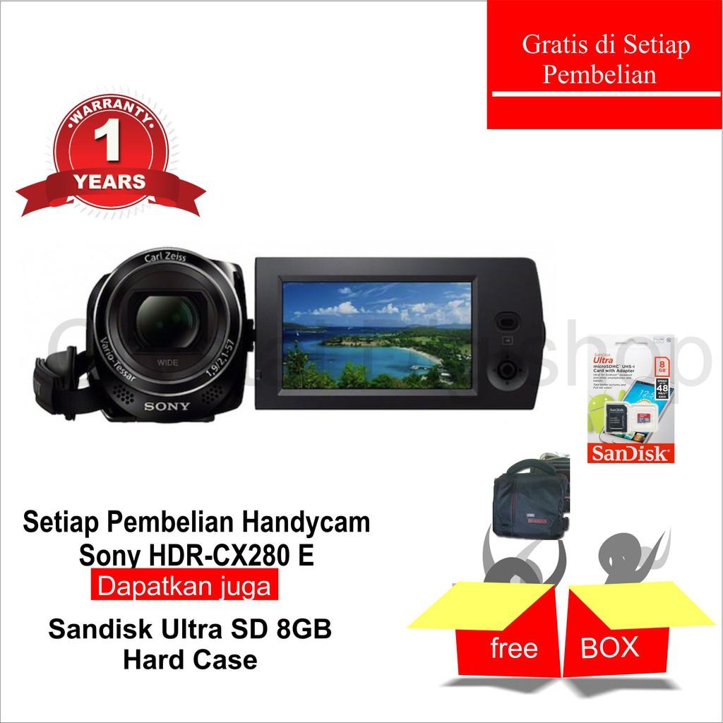 Sony A5000 Kit 16 50mm Putih Alpha 5000 White A5100 Hitam Paket Shopee Indonesia