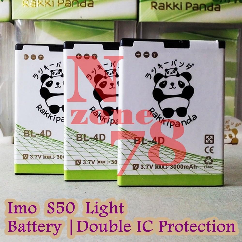 Terbaru Batre Baterai Imo S50 Light Rakkipanda Double Power Battery Bm 33 For Xiaomi Mi 4i Protection Shopee Indonesia