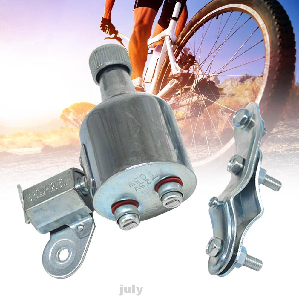 Bicycle Motorized Bike Friction Dynamo Generator Head Tail Light With Acessories