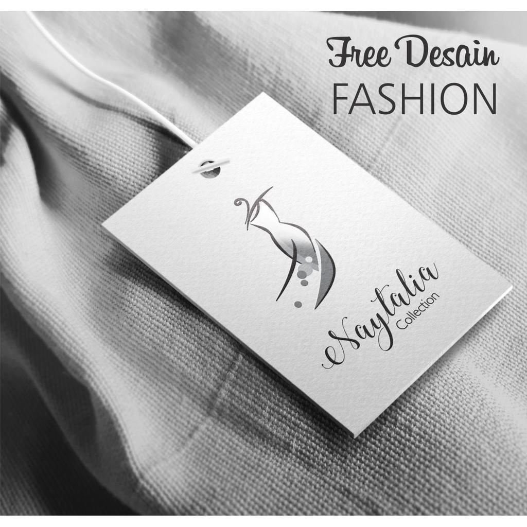 Hangtag label harga label baju