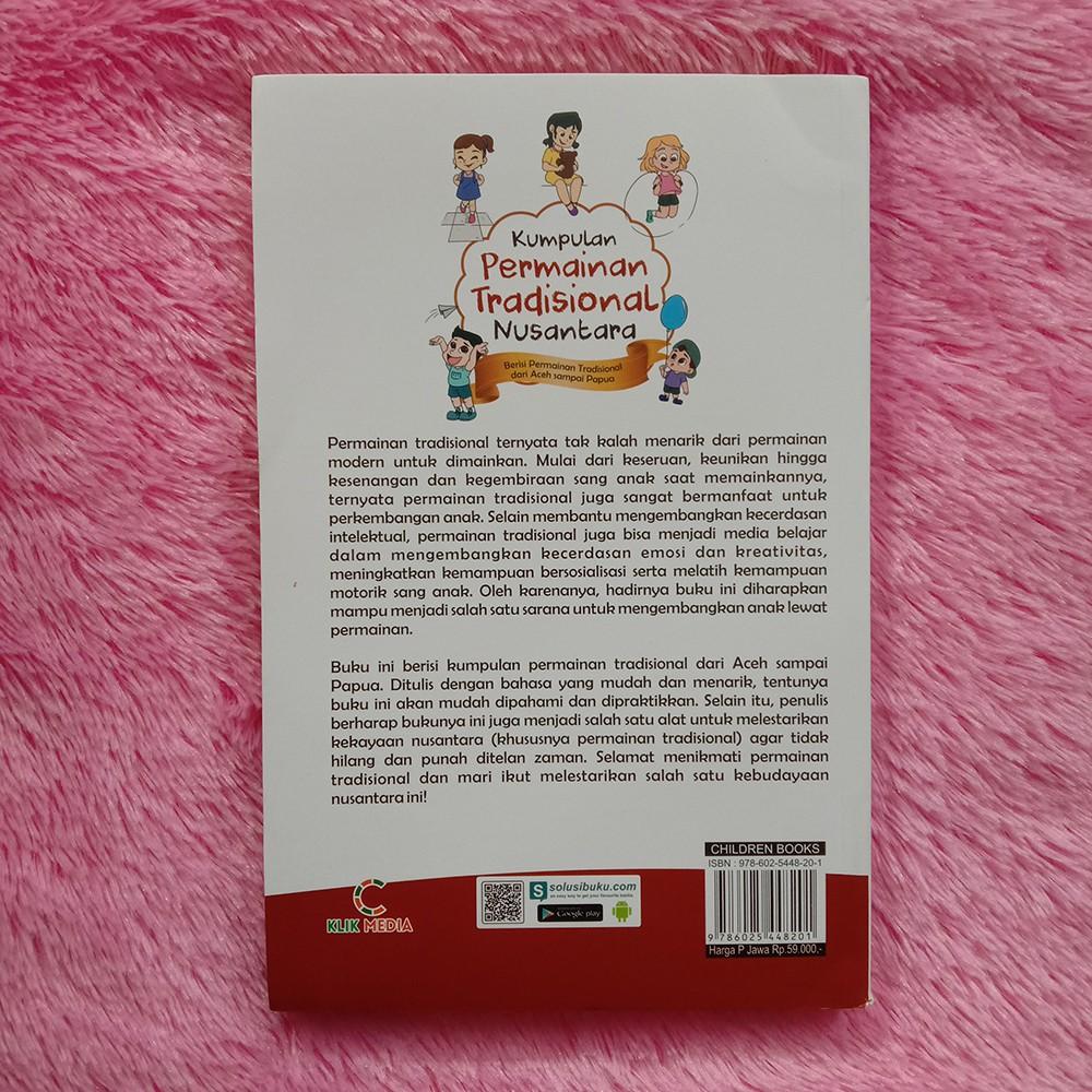 Kumpulan Permainan Tradisional Nusantara Shopee Indonesia