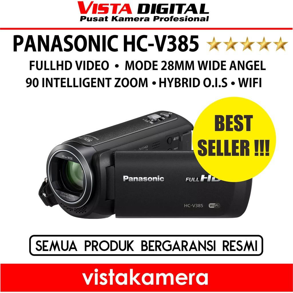 Handycam Panasonic Temukan Harga Dan Penawaran Video Online Hc V385 Hd Camcorder Kamera Terbaik Fotografi November 2018 Shopee Indonesia