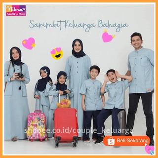 Toko Online Gamis Couple Keluarga Shopee Indonesia
