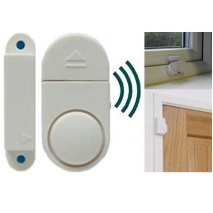 Buy 1 Get 1 Door Window Alarm Jendela Pintu Rumah Alat Pengaman | Shopee Indonesia