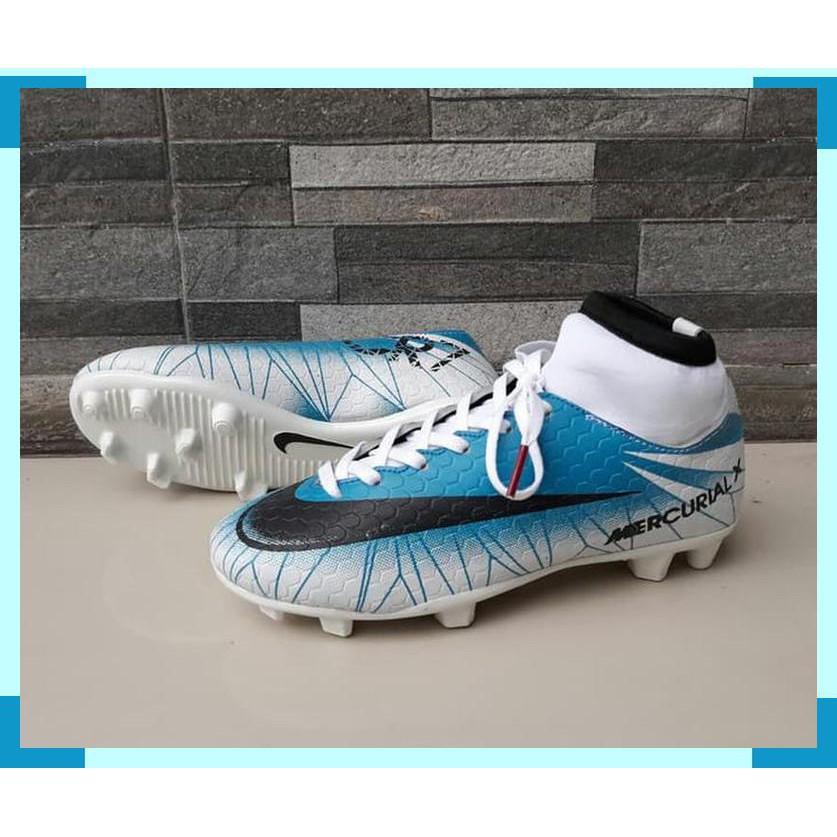 b26d2592225 sepatu bola nike mercurial greey original premium 39-44 import ...