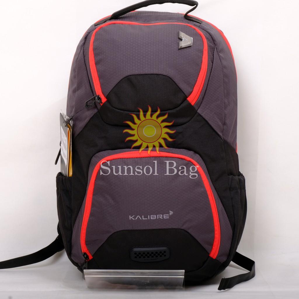 Kalibre Occura Tas Ransel Daypack Backpack 910346 017 Abu Hitam Valiant Laptop Source Decathlon Quechua